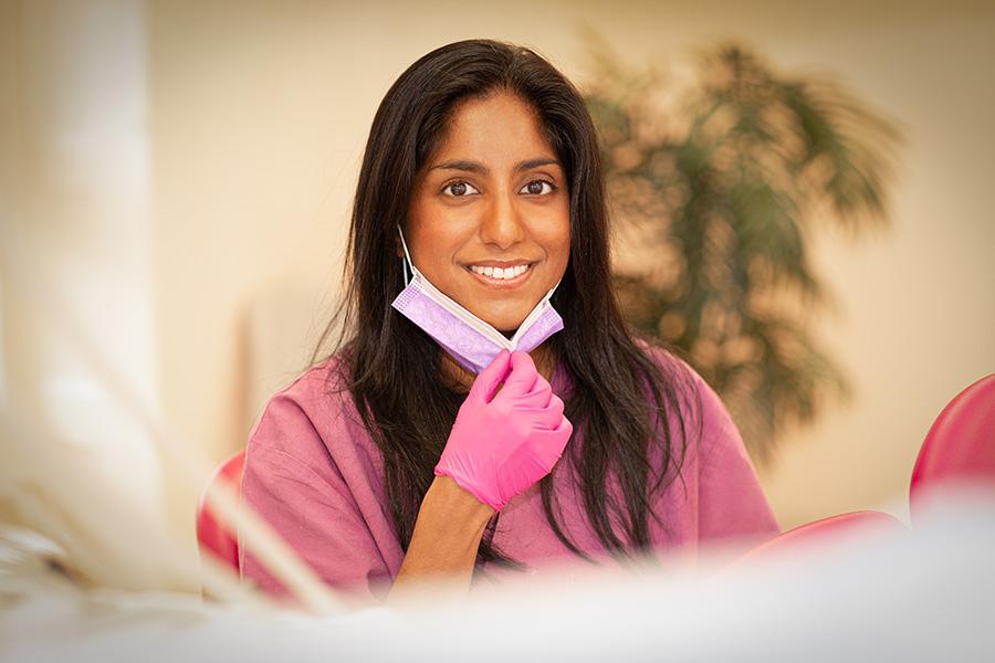 Dr Charlene Kasaven, dentiste à Dental Geneva, Cornavin