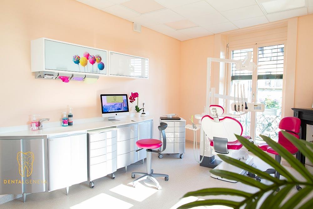 Dental Geneva, un cabinet dentaire au centre de Genève