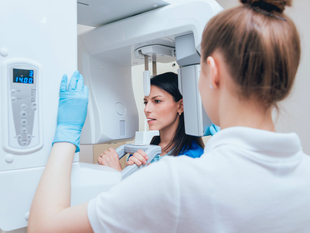 Une radiologie dentaire numérique au cabinet Dental Geneva