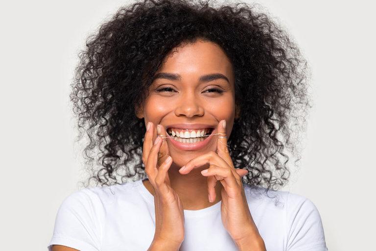 Comment utiliser le fil dentaire, Dental Geneva