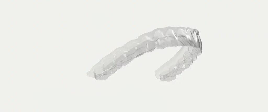 Les gouttières dentaires Bestsmile Genève ne sont pas découpées selon la forme de vos gencives.